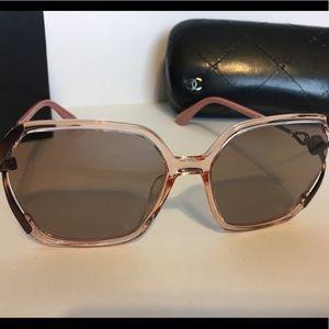 Chanel sunglasses new